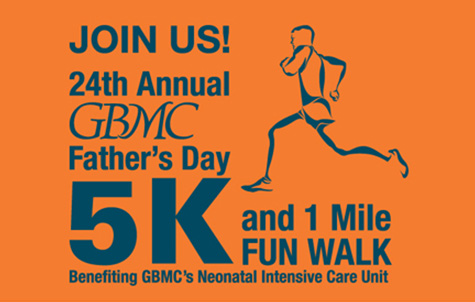 GBMC Foundation Father's Day 5K