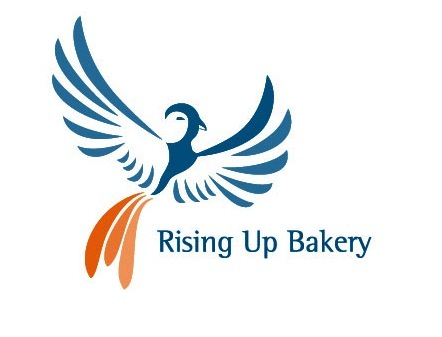 Rising Up Bakery Logo