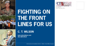C.T. Wilson Postcards