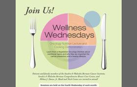 """Wellness Wednesdays"" Poster Design"