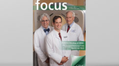 GBMC Focus Publication Cover - Radiation Oncology
