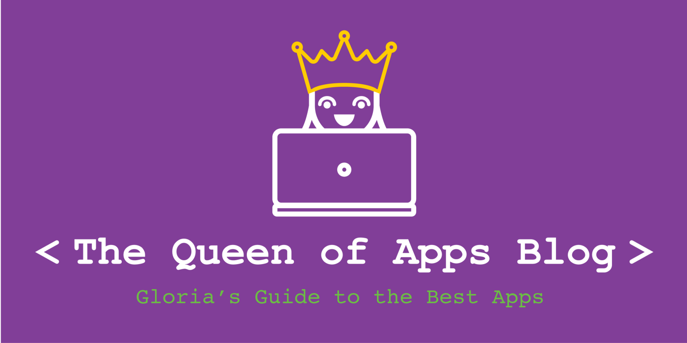 Queen of Apps Blog Banner