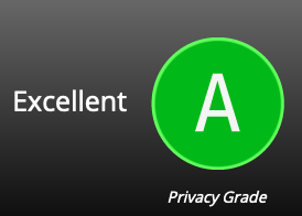 PrivacyScore Screenshot